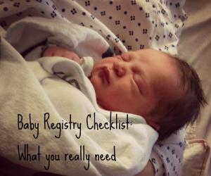 registry checklist